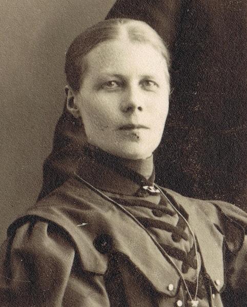 J. W. A. YLLANDERS DAGBOK 1889:  September D. 21 Lördag