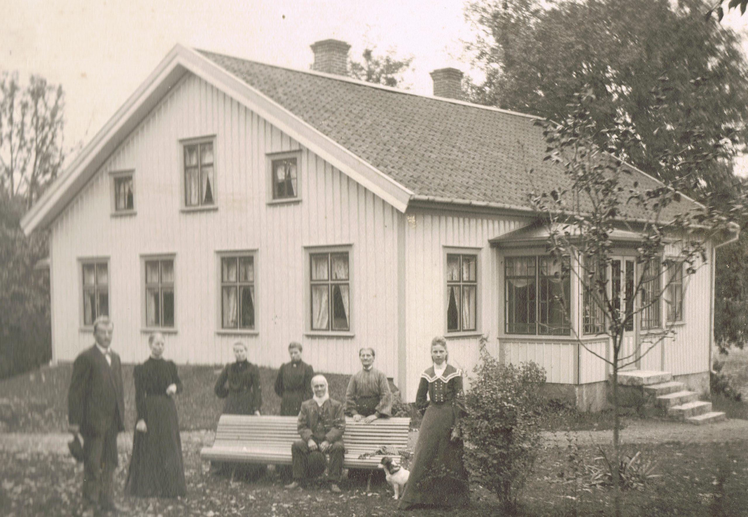 J. W. A. YLLANDERS DAGBOK 1889:  Oktober D. 4 F.