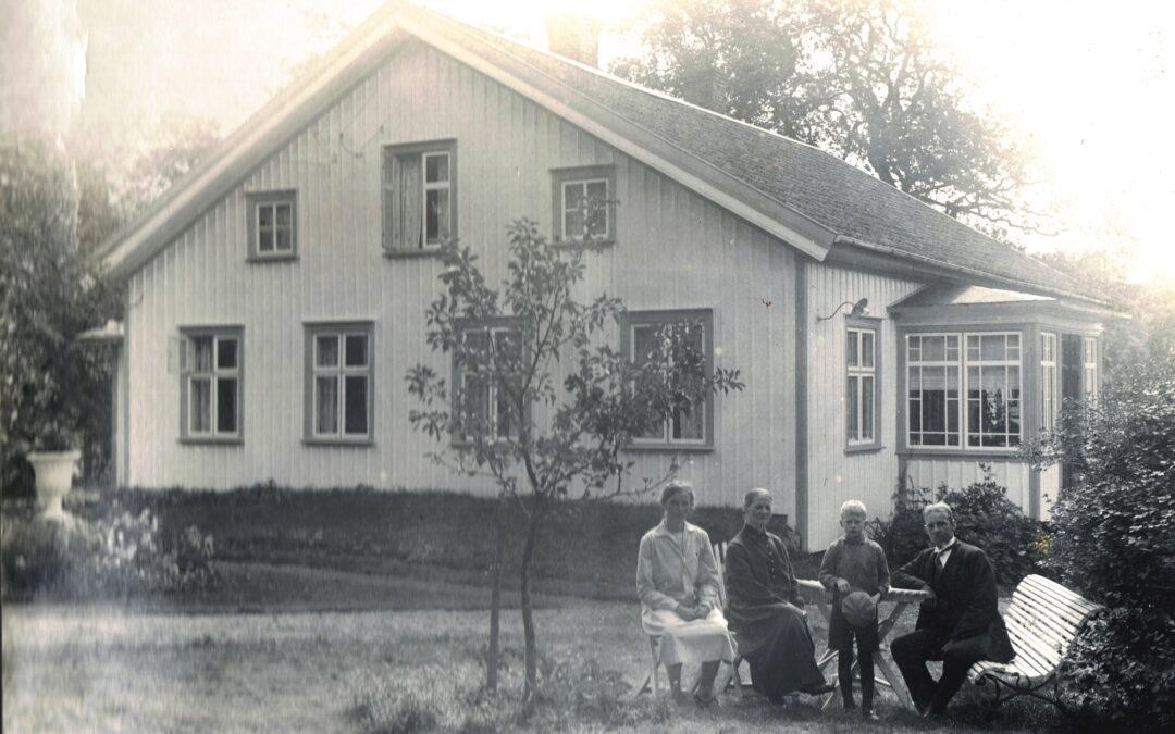 J. W. A. YLLANDERS DAGBOK 1889:  Januari D. 24 Th.