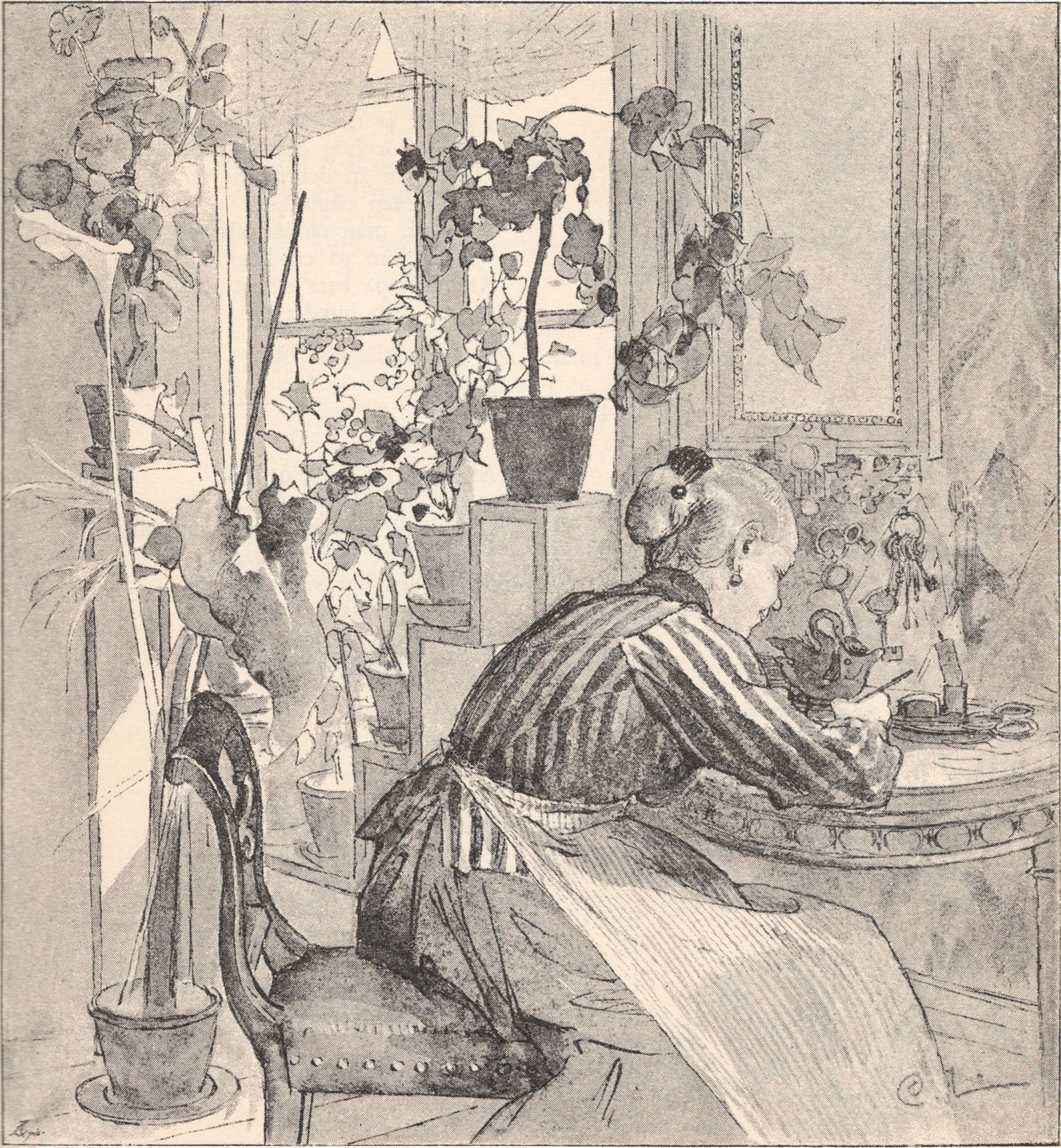 J. W. A. YLLANDERS DAGBOK 1889:  Juli D. 28 S.
