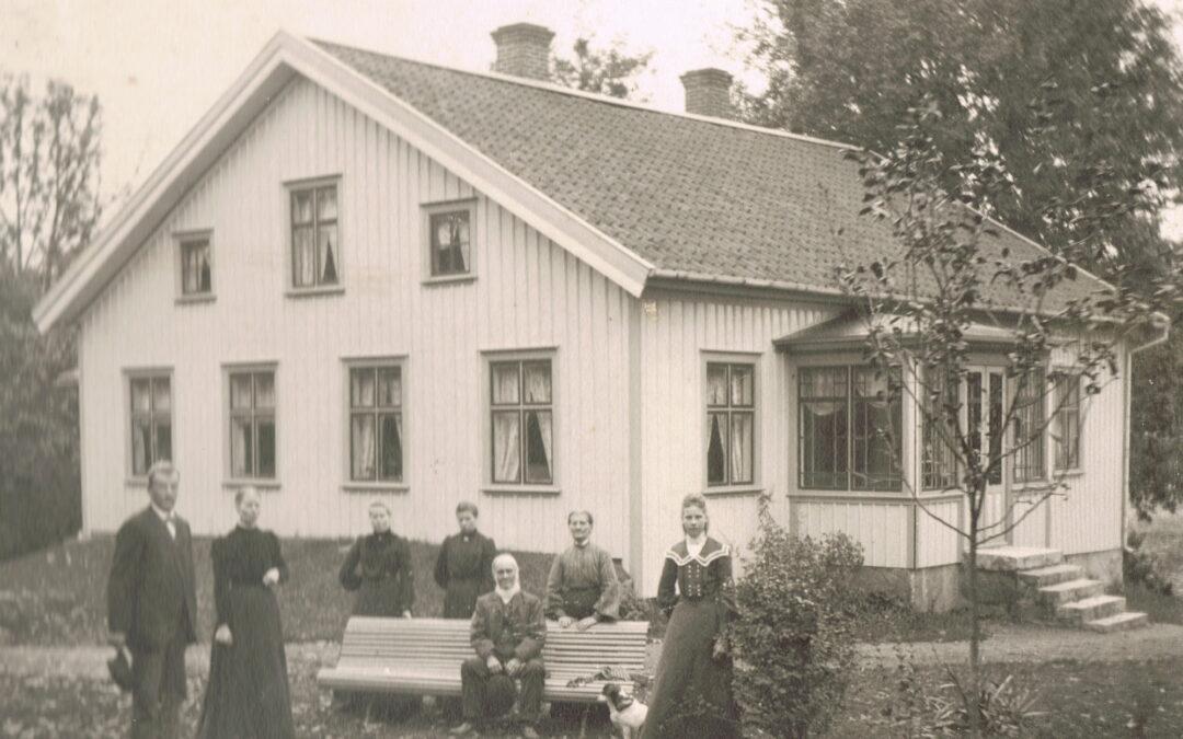 J. W. A. YLLANDERS DAGBOK 1889:  Februari D. 19 T.