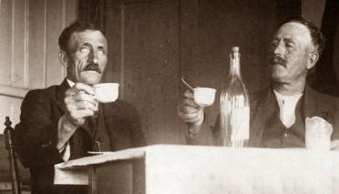 J. W. A. YLLANDERS DAGBOK 1889:  Februari D. 7 Th.