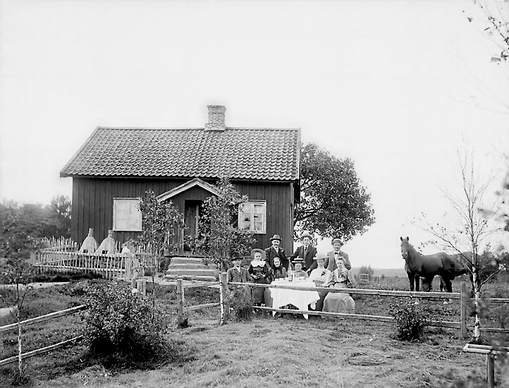 J. W. A. YLLANDERS DAGBOK 1889:  D. 1 Th.