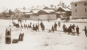 J. W. A. YLLANDERS DAGBOK 1889:  Januari D. 27 S.
