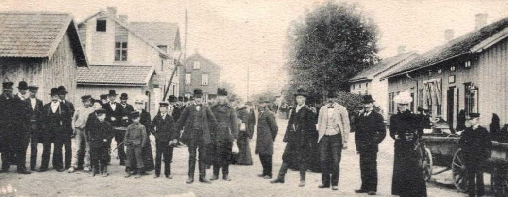 J. W. A. YLLANDERS DAGBOK 1889:  Februari D. 5 T.